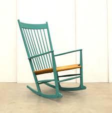 Mid Century Rocking Chair For Sale Hans Wegner 100 Vintage Design Items