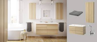 Ikea Bathroom Wall Cabinet Bring In The Natural Look Into Your Bathroom With Godmorgon White