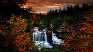 blackwater falls davis west virginia natures best ღڿڰ