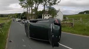 meet the world u0027s calmest car crash victim rtm rightthisminute