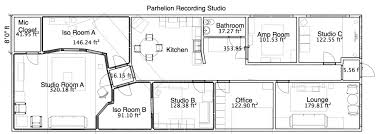 floor plan lay out kitchen recording studio floor plans layout parhelion atlanta