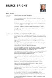 quality manager resume samples visualcv resume samples database