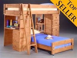American Woodcrafters Bunk Beds Strongest Bunk Beds Intersafe