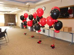 ballon boquets team meeting balloon bouquets