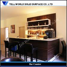 Modern Bar Furniture by Corner Bar For House Basement Bar Design Ideas Pictures Small