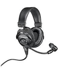 amazon com audio technica ath amazon com audio technica bphs1 broadcast stereo headset with