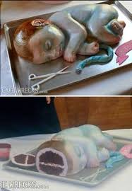 30 most horrible baby shower cakes horrible baby shower cakes
