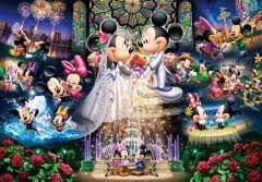mickey and minnie wedding jigsaw puzzles of mickey and minnie
