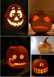 Funny Halloween Pumpkin Designs - from cars bikes and bacon amazing art pinterest bacon and