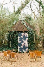 backyard elopement inspiration for valentine u0027s day ruffled