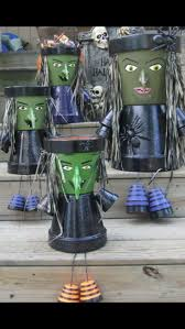 halloween clay pot crafts 1482 best clay pot crafts images on pinterest clay pots clay