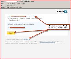linkedin ca linkedin phishing emails u2013 how to distinguish between a phish and