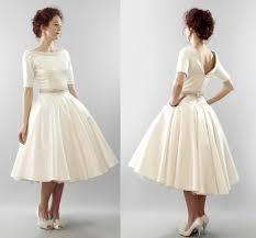 wedding tea length dress biwmagazine com