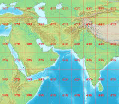 utm zone map la2 india utm zones mapsof