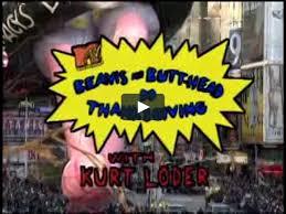 beavis thanksgiving special on vimeo