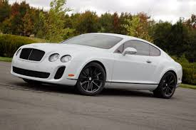 bentley continental 2009 first drive 2010 bentley continental supersports photo gallery