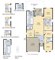 Village Builders Floor Plans Vernon Hill New Home Plan Ave Maria Fl Pulte Homes New Home