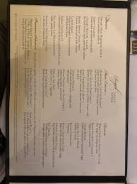 Freedom Of The Seas Main Dining Room Menu - new menu in the main dining room cruise critic message board forums