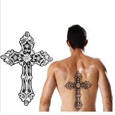 1sheet big totem cross temporary