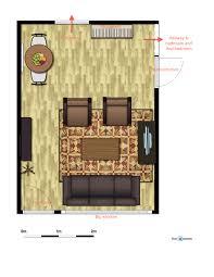 Sunken Living Room Ideas by Kitchen Bedroom House Floor Plans With Garage Room Plan Black