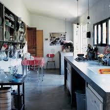 cuisine en longueur am駭agement déco cuisine en longueur exemples d aménagements