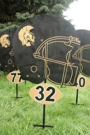 football signladybiz on etsy com personalized sports yard signs