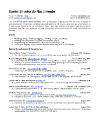Quicker Jobs Resume by Daniel Snd Resume