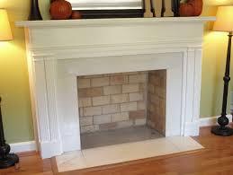 fake fireplace mantel binhminh decoration