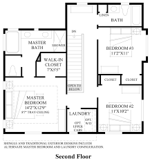Colonial Open Floor Plans Timber Creek The Courtyards The Snowberry Home Design