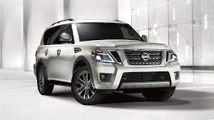 nissan genuine accessories canada 2018 nissan armada features nissan canada