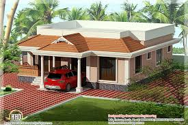 4 room house single floor 3 bed room villa in 4 cents kerala home design and
