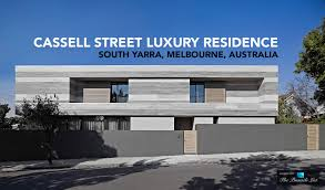 cassell street luxury residence u2013 south yarra melbourne victoria