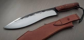 hand forged camp knife almogovar citadel knives and swords