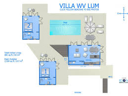 Worldly Decor Villa Wv Lum High And Private On A Hillside Overlooking Flamands