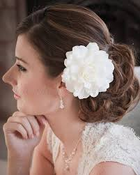 flower for hair wedding floral hair pieces for brides flower hair clip for weddings