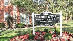 Wright Patterson Afb Housing Floor Plans by Sycamore Square Apartments For Rent In Dayton Oh Forrent Com