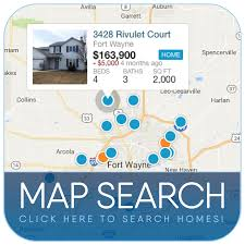 Fort Wayne Zip Code Map by Southeast Fort Wayne Indiana Real Estate Search All Southeast