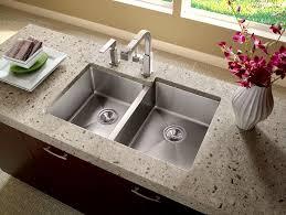 Kitchen Sinks Undermount Home Design Styles - Kitchen sink titanium
