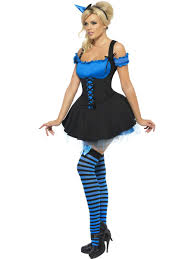 storybook witch girls costume fever wicked witch blue costume 30888 fancy dress ball