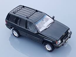 jeep cherokee toy 1993 jeep grand cherokee limited v8 u2013 tamiya rays kits
