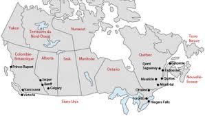 road map canada map of canada best destinations