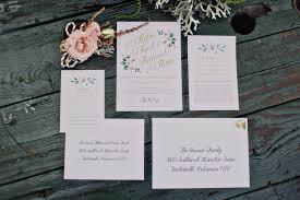 wedding invitations staples how i spent 200 on my wedding invitations the barn at
