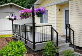 deck rail planters beautiful for your garden u2014 doherty house
