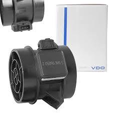 bmw maf sensor amazon com bmw mass air flow sensor maf siemens vdo oem 5wk96050z