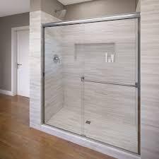 Modern Door Trim Stunning Black Tile Shower Door Ideas For Tiles With Glass Doors