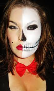 Skeleton Face Painting For Halloween by 137 Best Face Art And Fun Images On Pinterest Face Art Costume