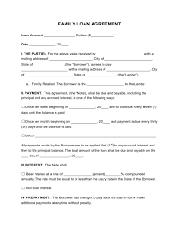template loan agreement horse template loan agreement example of