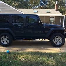 07 jeep wrangler country wheel to wheel nerf steps for 07 17 jeep jk wrangler