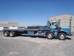 kenworth bed truck 2007 kenworth t800b winch oil field truck for sale 183 000