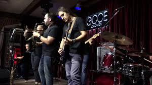Bedroom Band Tim Hazanov U0026 Blacksax Band Live In Da Club